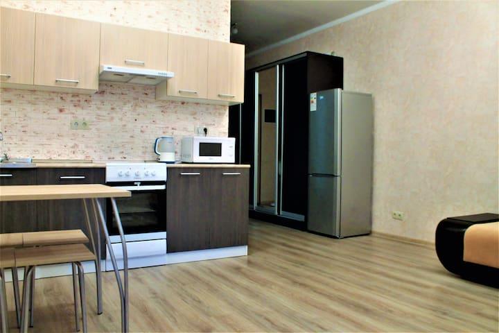Уютная квартира-студия - Odintsovo - Byt