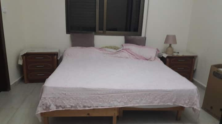 1 bedroom with private bathroom  just for woman