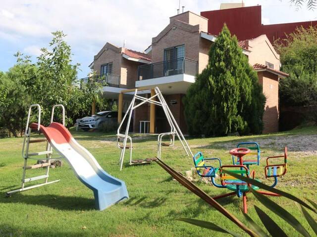 Habitación Doble con Desayuno en Carlos Paz