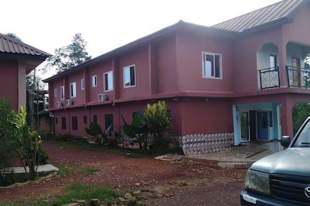 Pakas Lodge.  Budget Hotel. Minimal charge