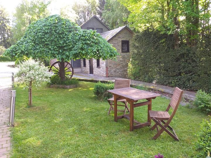 Appartement côté jardin (Le clos arboré)