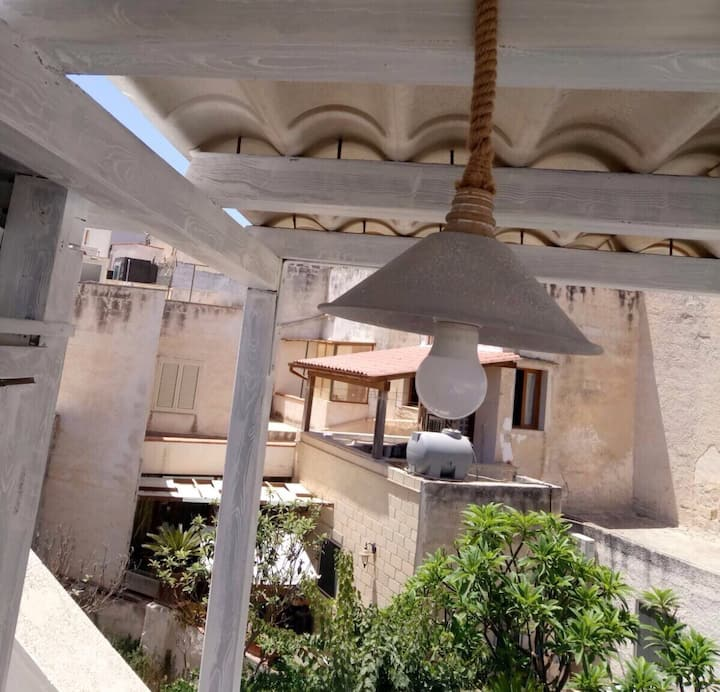 Comfortable apartment in the center of Favignana