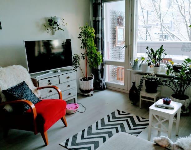 Vantaa, Myyrmäki 50m2