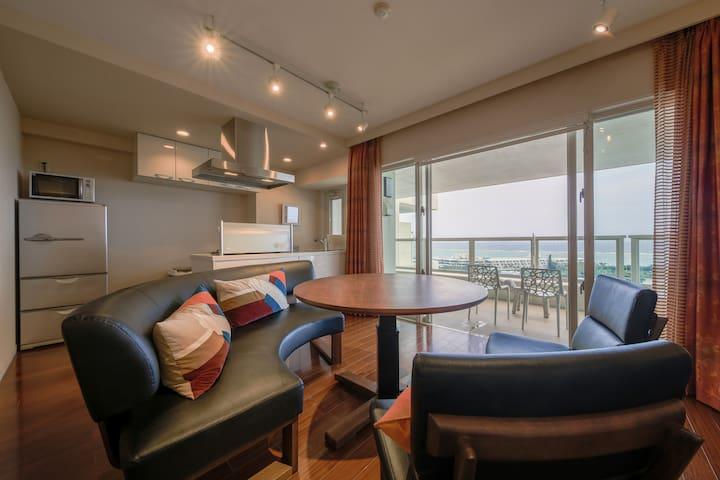 OceanView/TopFloor/Comdo CoralResort Okinawa Onna