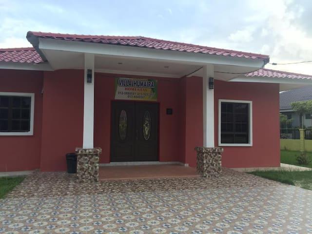 Villa Humaira Homestay - Cozy House for you