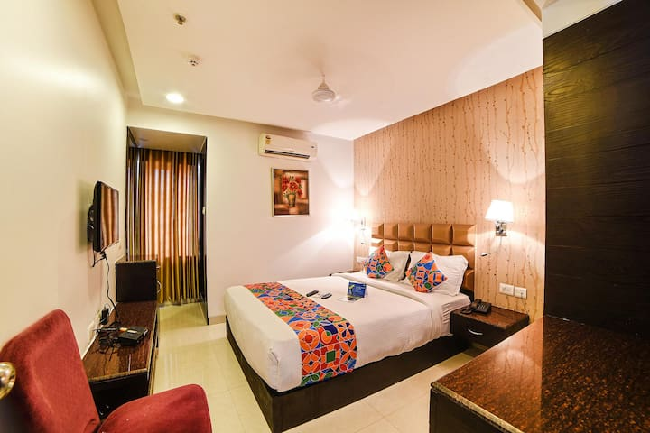 The Hi-tech city Deluxe rooms *CHARMINAR NEARBY*