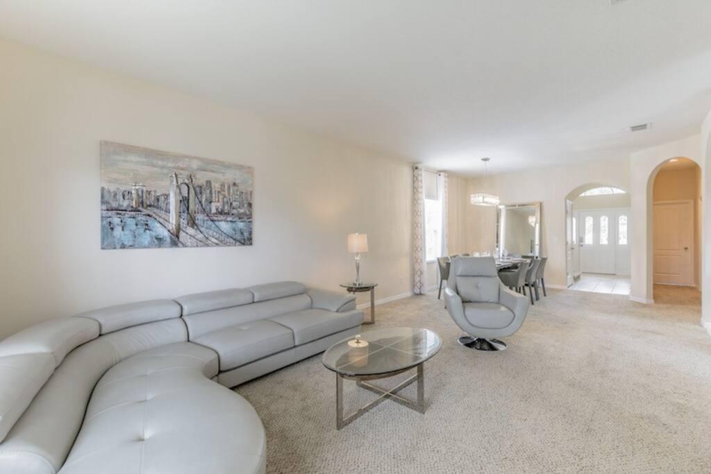 Spacoius Living Room
