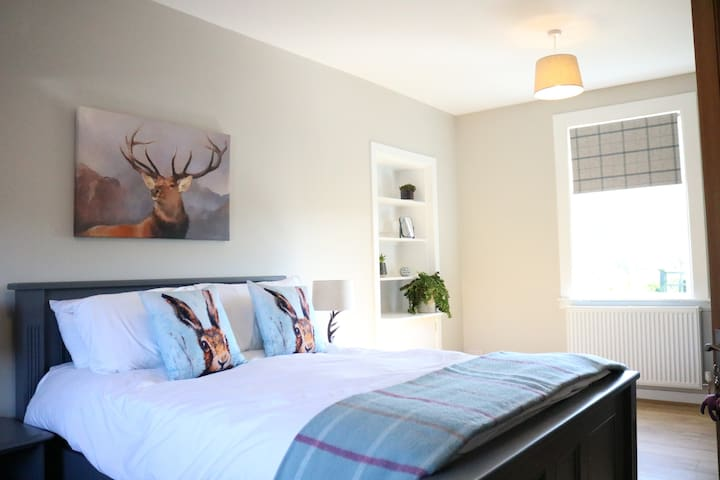 Cosy Carnbo Cottage