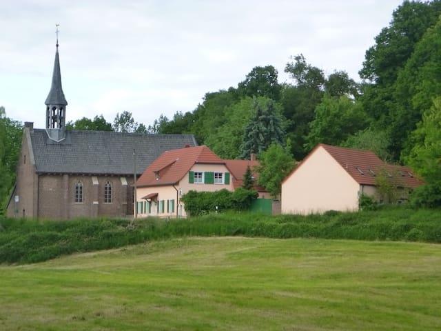In der Natur -  Nähe Autobahn A57, A40, A42 - Kamp-Lintfort - House