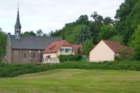 In der Natur -  Nähe Autobahn A57, A40, A42 - Kamp-Lintfort