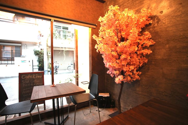 【4】NEW*Hostel in Namba*12 mix dorm*FREE Wifi