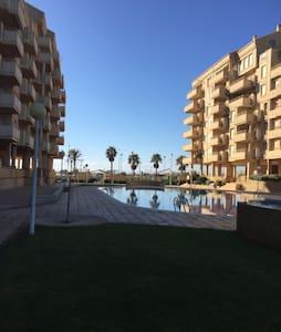 Luxury apartment in the Mediterranean