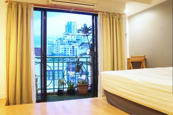 Cozy Studio in Sukhumvit Soi 23 near Asok BTS/MRT - Bangkok - Apartment