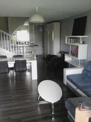 Agreable T3 + parking - Toulouse - Apartment