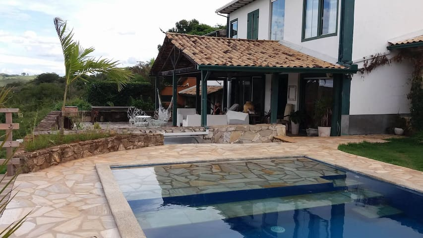 Tiradentes - Casa dos Sonhos - Tiradentes - Rumah