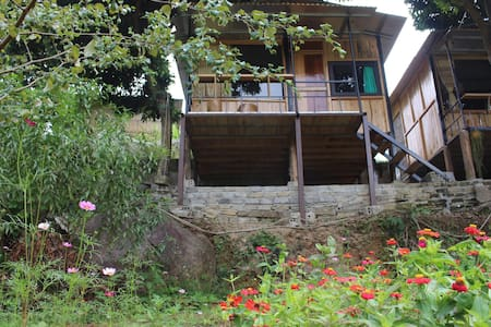 Organic farm stay in Sapa