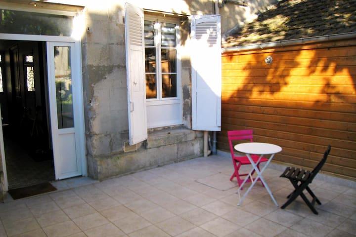 Calme et Cosy au coeur des beaux quartiers - Compiègne - Lägenhet