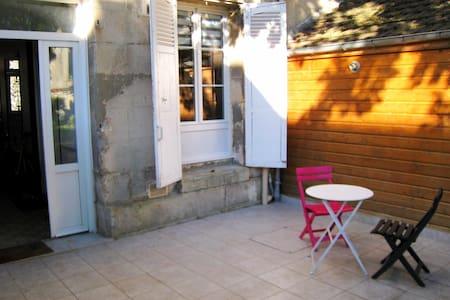 Calme et Cosy au coeur des beaux quartiers - Compiègne - Apartemen