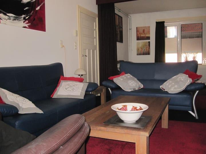 Heerlen centrum, comfortabel appartement / studio