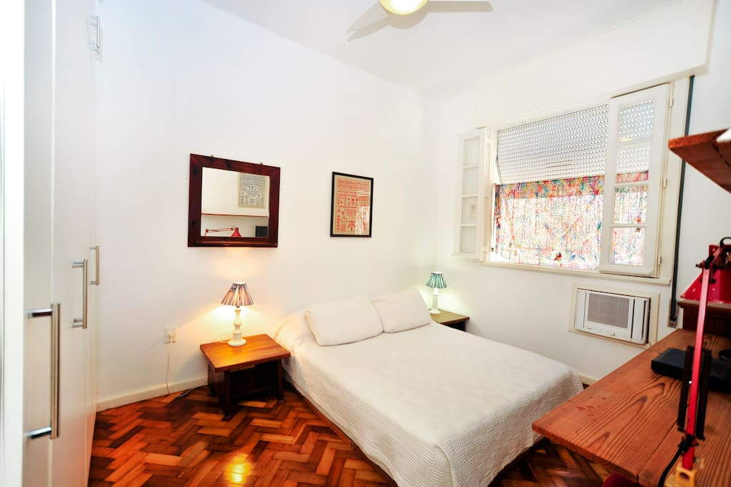 Mainly bedroom ideal for couples :D