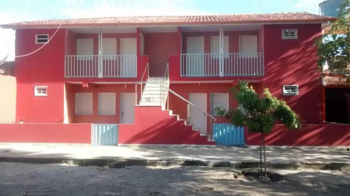 Kitnets para temporada em coroa vermelha Bahia