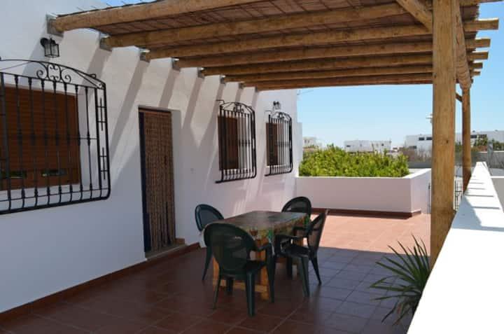 Casa Acequia, con vistas a la montaña,tranquilidad