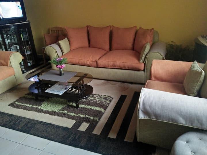 Jue's Master-en-Suite in Country Bungalow -