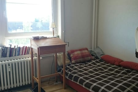 Gemütliche Wohnung im Zentrum - Apartemen