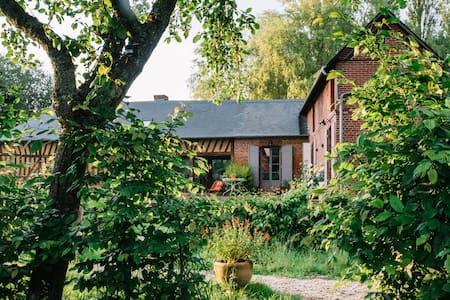 Le pré doré, Chambres d'hôtes - Bonneville-la-Louvet