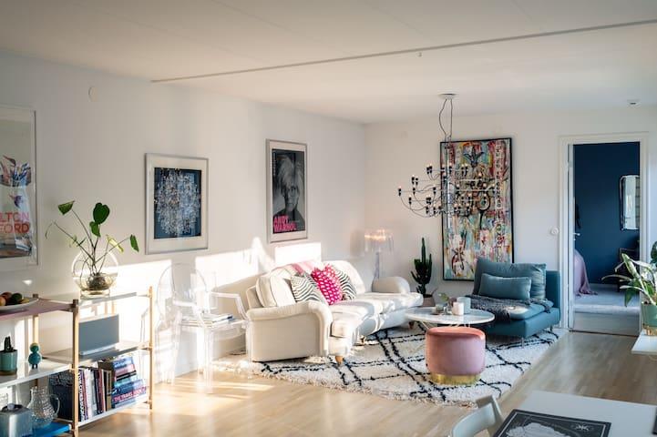 Nyrenoverat hus nära Göteborg, hav och natur!