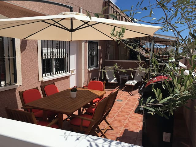 Great Apartment at the Beach- Torrevieja- Alicante