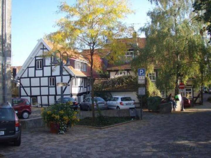 Korbach Altstad Sauerland Duitsland