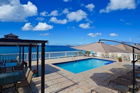 Amazing: The Blue Sandcastle Villa - Southside