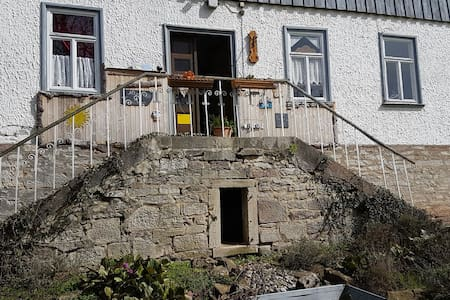 Altes Forsthaus, Ferienwohnung - Wohnung