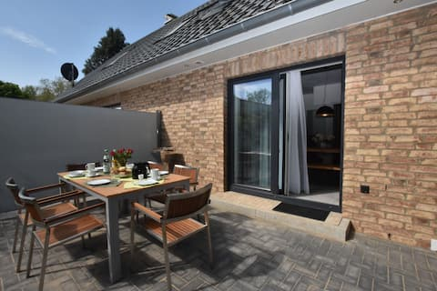 Charming Holiday Home in Damshagen with Fireplace