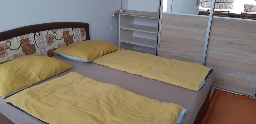 2spálňový apartmán s  kuchyňou Sučany Martin