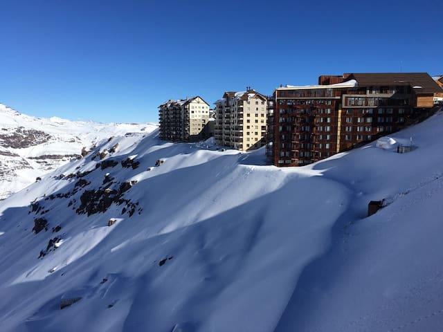Espectacular lugar en Valle Nevado, SKI - Las Condes - Daire