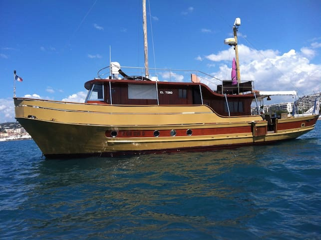"""""""DAILY CRUISE"""" START FROM 350 EURO - Villefranche-sur-Mer - Barco"""