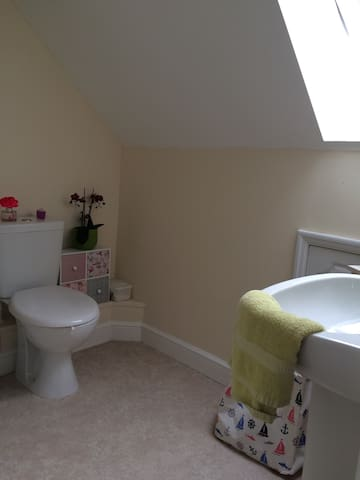 Top floor double bed with ensuite - Lowestoft - Talo