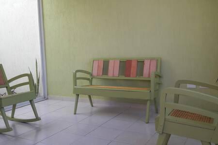 Casa Los Faisanes Hacienda Tixcacal - Mérida - Huis