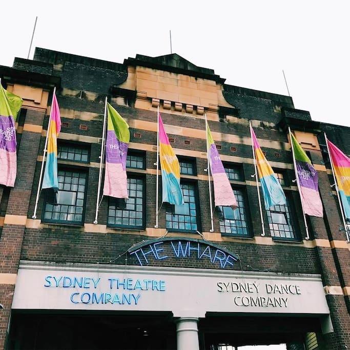 Sydney Theatre Company adlı yerin fotoğrafı