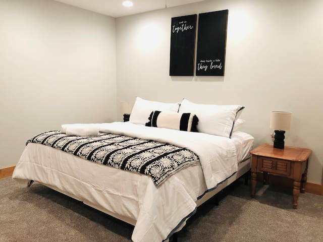 You'll have plenty of room to relax in bedroom #2.