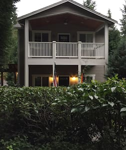 Private Wellington Carriage House - Woodinville