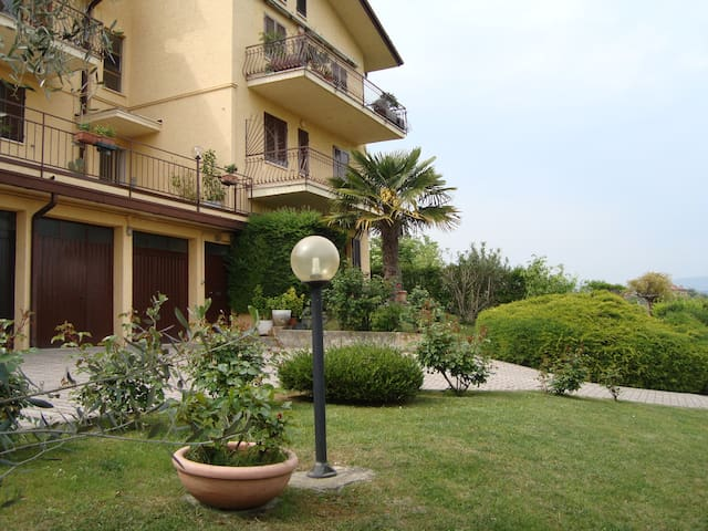 Very quiet Apartment with Pool - Bardolino - Wohnung