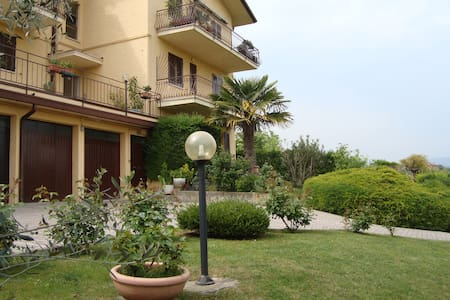 Very quiet Apartment with Pool - Bardolino - Apartament
