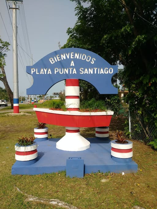 Welcome to Punta Santiago