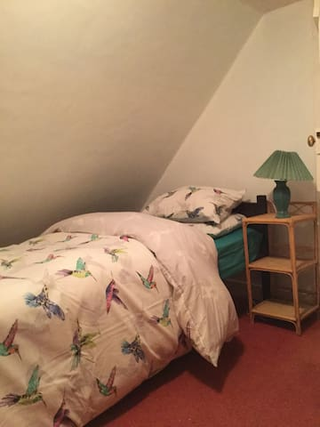 Cosy room in a Fishertown Cottage - Nairn - Dom