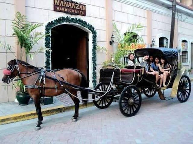 Day tour at Intramuros