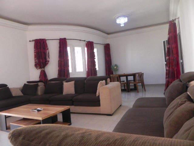 Appartement meublé au Virage à 2mn de l'aeroport - Dakar - Apartament