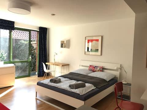 Schöne, helle Wohnung in der Göttinger Innenstadt